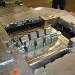 Engine Girdle Die Cast Die,