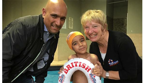British Swim School Expands to Ontario