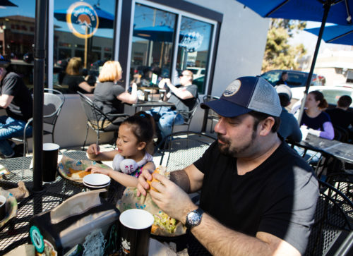 Gettin' Toasty with the Buds: Group Dining at Cheba Hut, A Franchise Sandwich Concept