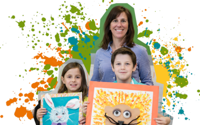 Join Kidcreate Eden Prairie and Woodbury Location's Mother's Day Gift Making Classes
