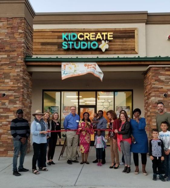 Dessy Abimbola Opens Art Franchise in Parker, CO!