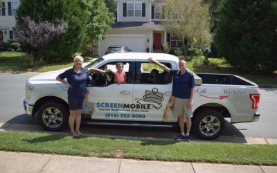 New Screenmobile Franchise calls Mebane N.C. home!