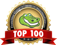 Wag N' Wash Ranked in Gator Top 100 Franchises!