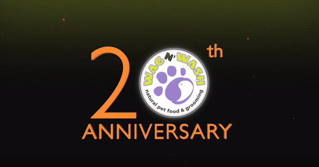 Wag N' Wash Celebrates 20 Years!