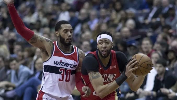 Anthony Davis, Pelicans