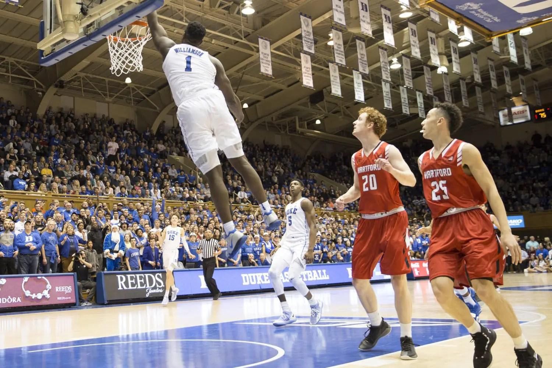 Is Duke's Zion Williamson overrated?