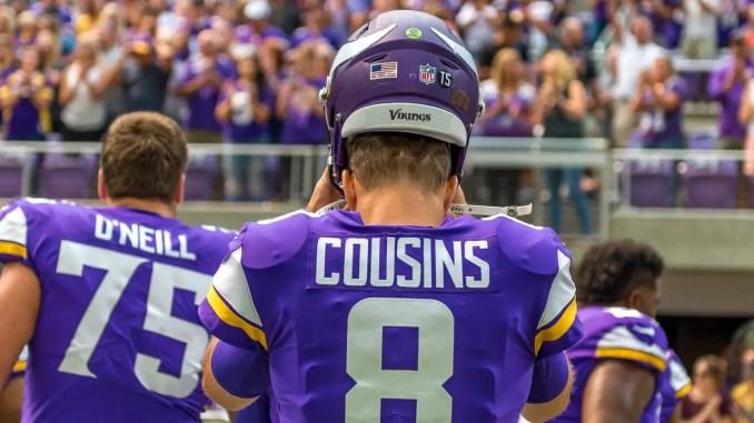 Kirk Cousins will lead Minnesota Vikings return to playoffs