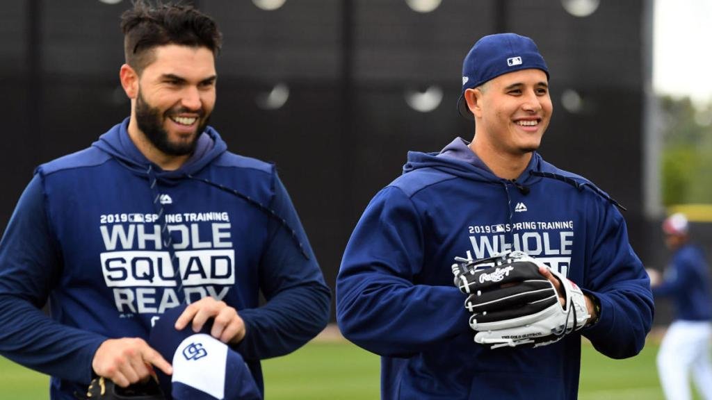 Dangerous San Diego Padres could end any contender's season