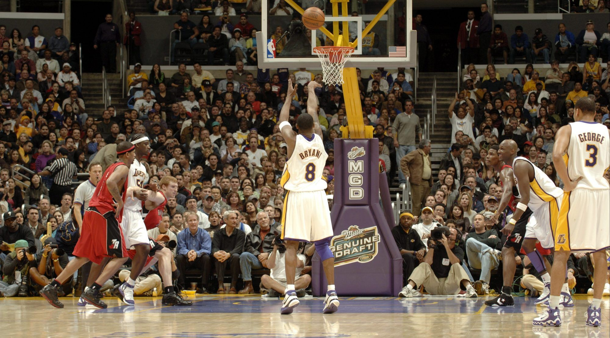 Kobe Bryant's 81-point game epitomised his approach to basketball