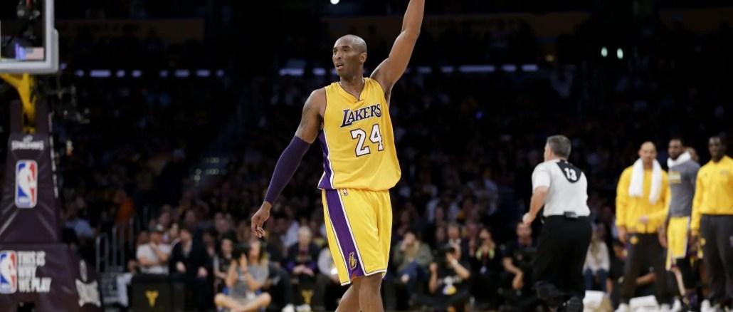 Kobe Bryant's final NBA game