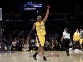 Kobe Bryant's final NBA game