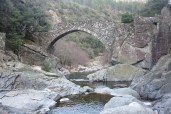 Puente sobre el Chassezac