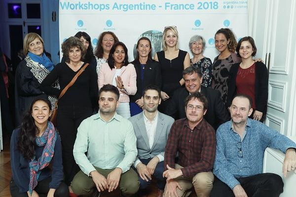 Workshop Argentine en France