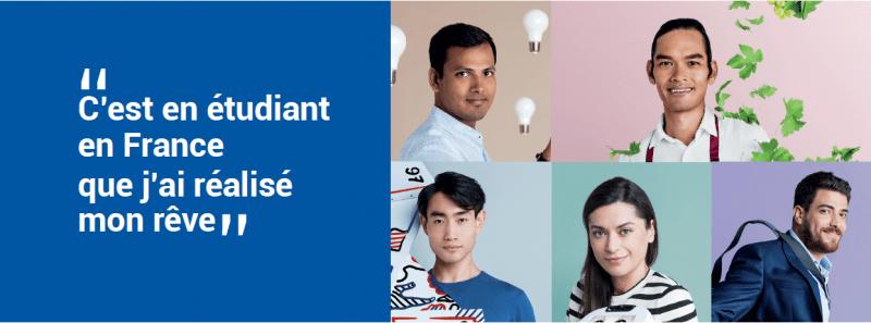 Campus France lanza su nueva campaña de comunicación internacional