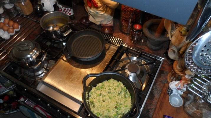 Risotto-met-groene-asperges-doperwten-en-tuinbonen-9