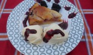 Bramen nectarine cake