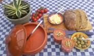 Gazpacho, Spaanse koude tomatensoep