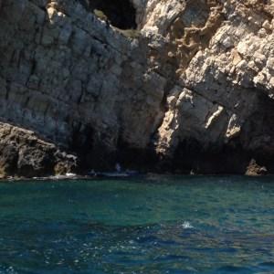 Odysseus' Cave