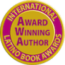 International Latino Book Awards medallion--A Woman's Story is a finalist!