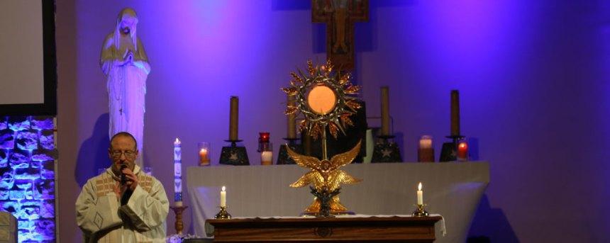 Retraite franciscaine à Banneux