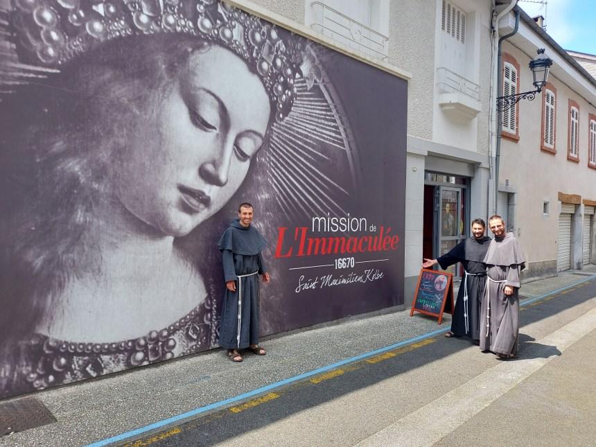 «Venez boire à la source» – expérience estive à Lourdes