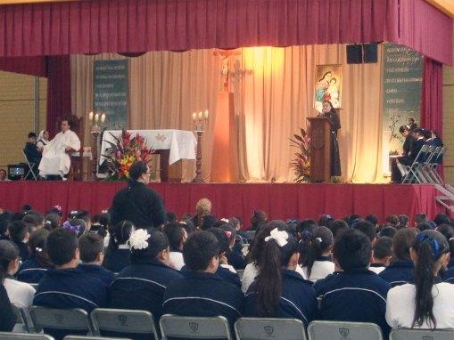 Solemnidad de Nuestro Padre San Francisco de Asís