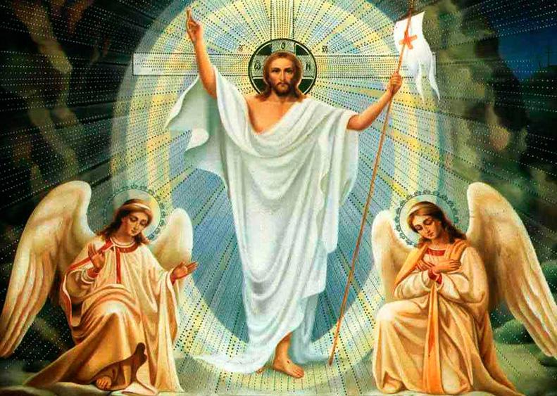 Mensaje de Pascuas de Resurrección