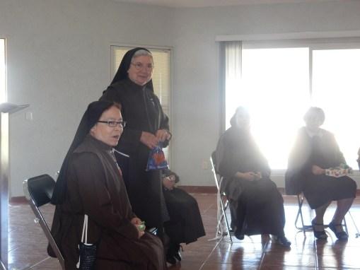 Formación para las Hermanas promotoras de vocaciones