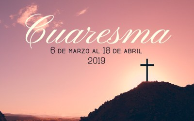 Mensaje de Cuaresma 2019