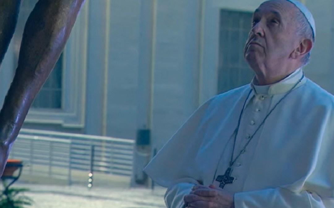 Meditación del Papa Francisco URBI ET ORBI