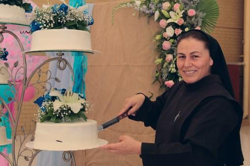 Onomástico de Nuestra M. Josefina Elva del Real Luna