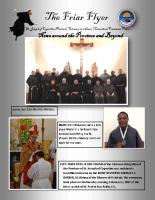 Friar Flyer February 2017 Issue