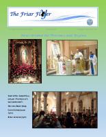 Friar Flyer – January 2016