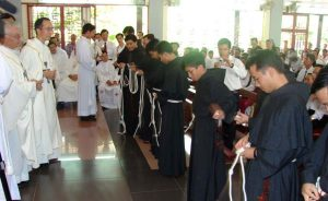Permalink to:Franciscan Vietnam Mission