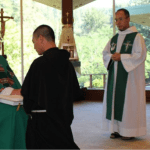 Profession of Vows Conventual Franciscans Aug 2nd, 2017 at Our Lady of Guadalupe Church in Hermosa Beach, CA