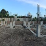 Construction begins on new Postulancy house in Cu Chi