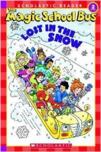 magic school bus lost in snow