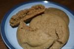 bakers dozen PB cookies CRUMB
