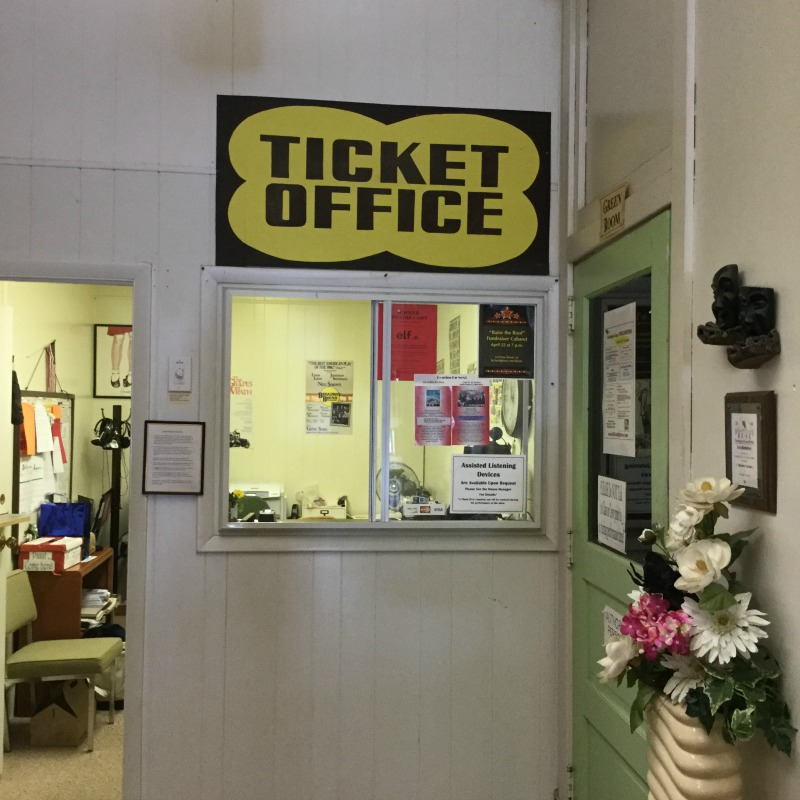 Box office sq