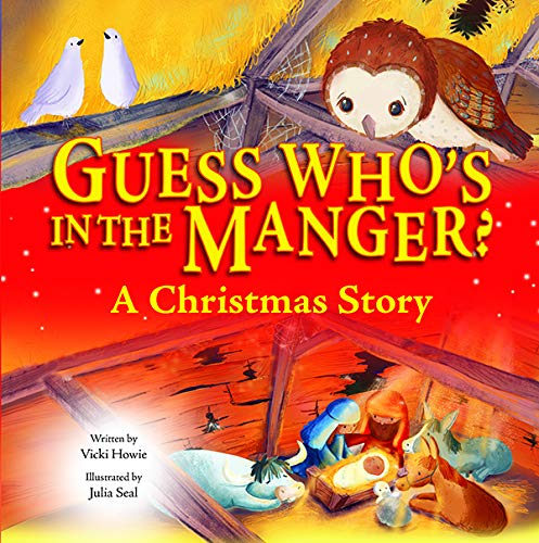 Guess Who's in the Manger