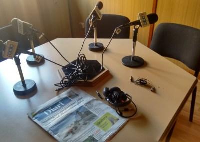 Radio vacía