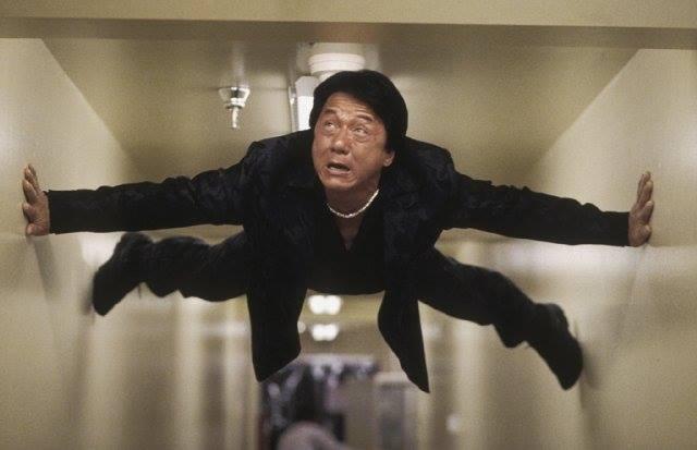 Jackie Chan en acción