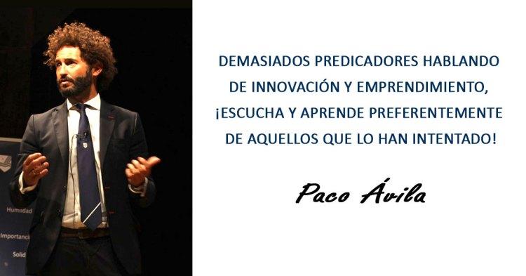 Predicadores de emprendimiento e innovación