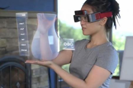 Space Glasses, rival de Google Glass