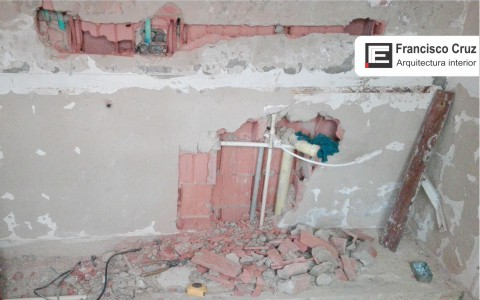Magnitud en la remodelación del baño