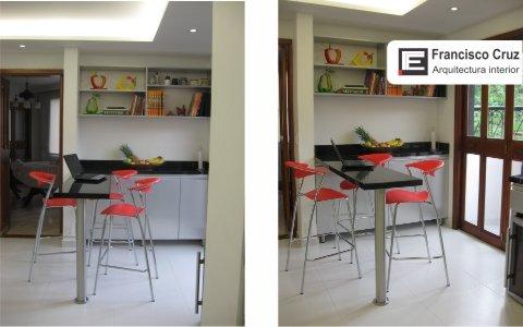 Diseño de muebles cocina