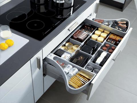 Diseños de cocinas integrales