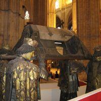 Un lugar de la Historia... los restos de Cristóbal Colón