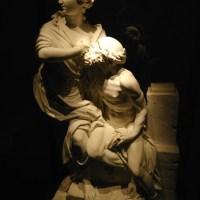 La Medicina en el Arte: Escultura - La Caridad romana