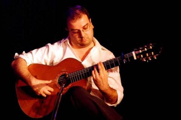 Pena flamenca des élèves, 2006. (Hervé Leblay)